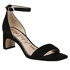 Sam Edelman Holmes Leather or Suede Pump
