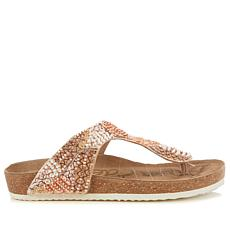 Sam Edelman Olivie 4 Footbed Thong Sandal