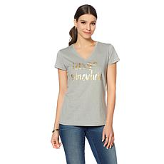 Samantha Brown Graphic Travel Tees