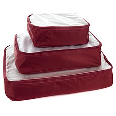 Samantha Brown Packing Cube 3-piece Set