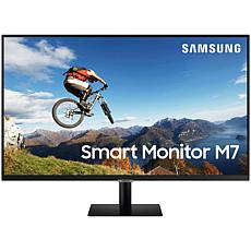 """Samsung 32"""" M7 4K UHD Smart Monitor with Streaming TV"""