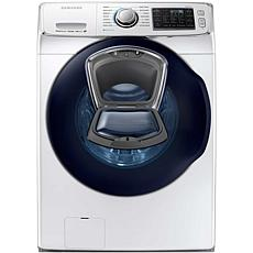 Samsung 4.5 cf 6500-Series Front-Load Washer - White