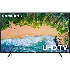 "Samsung 50"" NU7100 4K UHD Smart TV with PurColor, HDR and UHD Dimming"