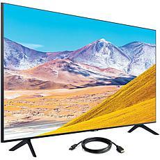 "Samsung 50"" TU8000 Crystal UHD 4K Smart TV with HDMI Cable"