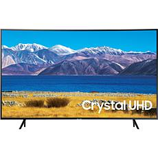 """Samsung 55"""" Curved UHD HDR Smart TV"""