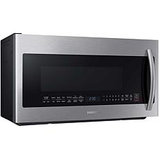 Samsung 900-Watt 2.1cf PowerGrill Microwave - Stainless