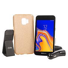 """Samsung Galaxy 5"""" HD 16GB Tracfone w/1500 Minutes/Texts/Data"""