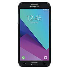 "Samsung Galaxy J3 2017 5"" 16GB GSM Unlocked Quad-Core Smartphone"
