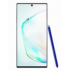 """Samsung Note 10+ 6.8"""" Aura 256GB Duos GSM Unlocked Android Phone"""