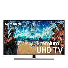 "Samsung NU8000 55"" 4K Ultra HD Smart TV with 2-Year Warranty"