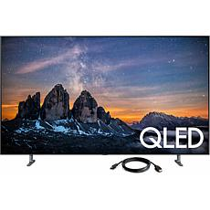 "Samsung Q80R 82"" QLED 4K UHD Smart TV with 6' HDMI Cable"