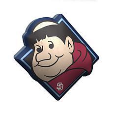 San Diego Padres Plushlete Mascot Pillow