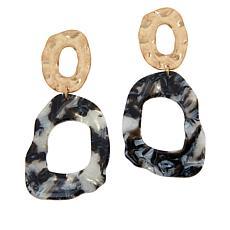 Sassy Jones Hailey Dangle Earrings
