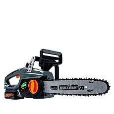 "Scotts 12"" Cordless Electric Chain Saw"