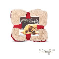 Scruffs Snuggle Pet Blanket - Burgundy