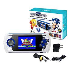 Sega Genesis Portable Game Player Deluxe with 85 Games
