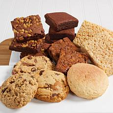 Selma's 14-piece Cookie, Crisp & Brownie Sampler