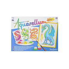 Sentosphere Aquarellum Junior Sets - Dragons