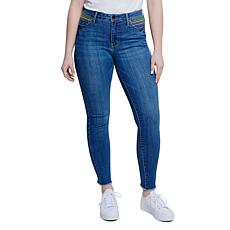 Seven7 High Rise Hollywood Skinny Jean - Euphoria