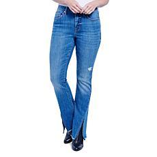 Seven7 High-Rise Micro Boot Jean - Huntington