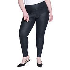 Seven7 Plus Coated Tummy Toner Legging