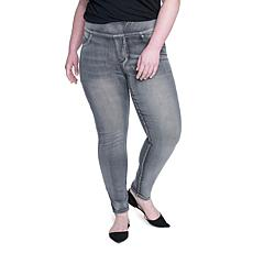 Seven7 Plus High-Rise Tummy Toner Skinny Jean