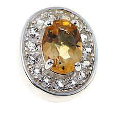 Sevilla Silver™ Citrine Interchangeable Magnetic Station