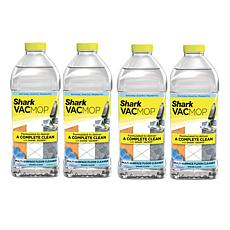 Shark VACMOP 2 Liter Bottle of Cleaner 4-pack