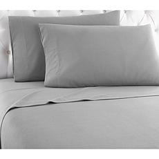 Shavel Home Micro Flannel Solid Color Sheet Set - Full
