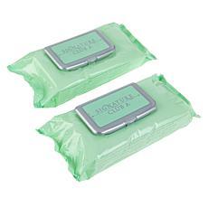 Signature Club A 2-pack 5 Essential Cucumber Washcloths