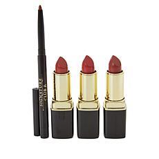 Signature Club A By Adrienne Lip Glamour Lipstick Kit