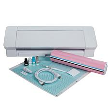 Silhouette Cameo 4 Electronic Cutting Machine and Vinyl Bundle