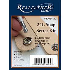 Silver Creek 24L Snap Setter Kit - Nickel