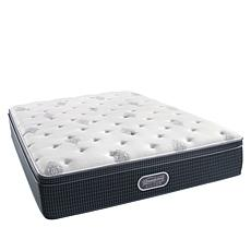 Simmons BeautyRest® Silver Adda Luxury Euro Top Twin Mattress