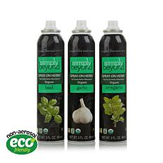 Simply Beyond Spray-On Herbs® Taste of Italy 3pk