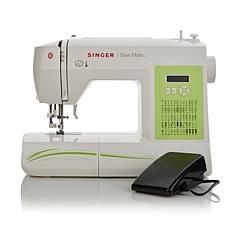 "Singer® 5400 ""Sew Mate"" Electronic 60-stitch Sewing Machine with DVD"