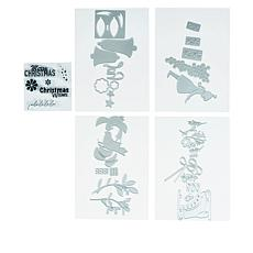Sizzix® Christmas Wishes Stamp and Dies Bundle
