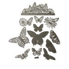 Sizzix® Thinlits Butterfly Edges Die Kit