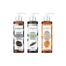 Skin and Co Roma Umbrian Apothercary Hand Soap Trio