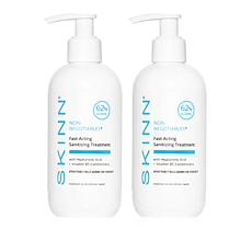Skinn Cosmetics Non-Negotiables Fast Acting Hand Sanitizer Duo