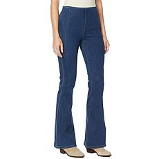 Skinnygirl Beverly Hills Flare Pull-On Pant