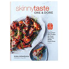 """Skinnytaste One & Done"" Cookbook"