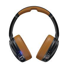 Skullcandy Crusher Personalized Noise Canceling Headphones - Black/Tan