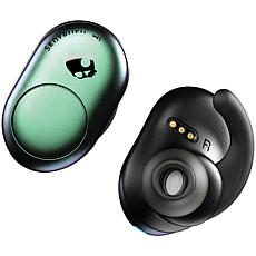 Skullcandy Push Psycho Tropical Truly Wireless Earbuds with Microph...