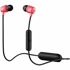 Skullcandy S2DUW-K010 Jib Bluetooth Earbuds w/Microphone - Red/Black