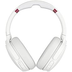 Skullcandy Venue Over-Ear Noise-Canceling Bluetooth White Headphones