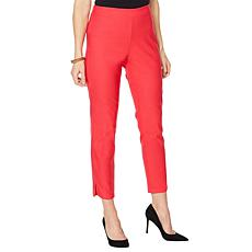 Slinky® Brand Travel Stretch Tapered Ankle Pant