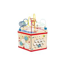 Small Foot Wooden Toys XL Activity Center 7-In-1 Playset