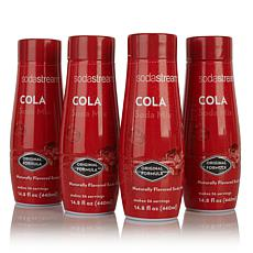 SodaStream Cola Drink Mix 4-pack