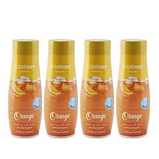 SodaStream Orange Drink Mix 4-pack